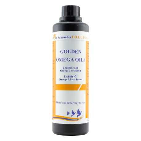 Tollisan Golden Omega Oils 500ml
