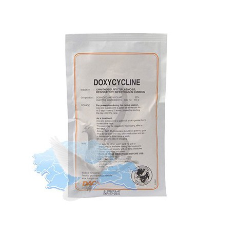 Doxycycline, plic