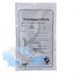 Trimethoprim Sulfa 100gr