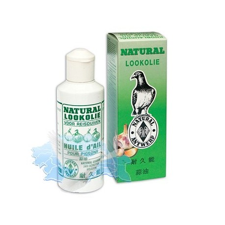 Natural Garlic Oil (150 ml)